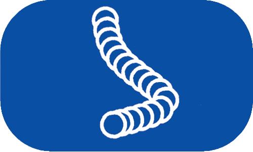 Conductos flexible para climatización