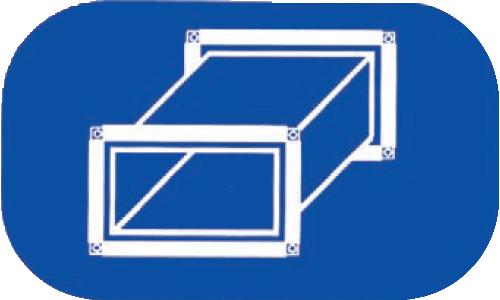 Fabricante de conductos de chapa rectangulares de todo tipo