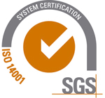 Certificado Brinner ISO 14001