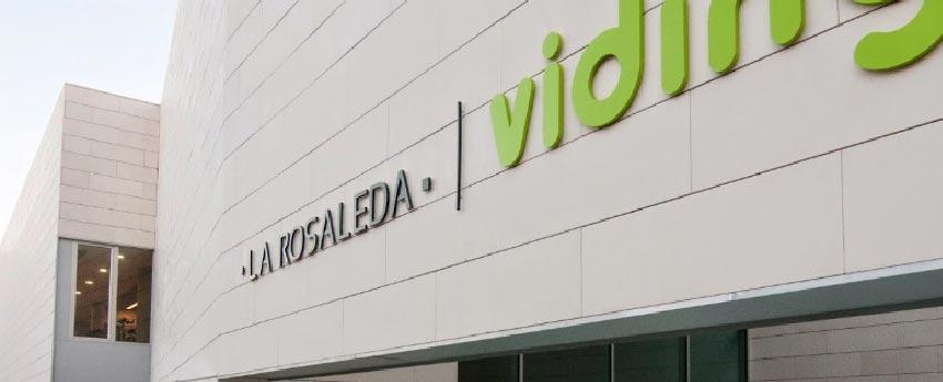 Centro deportivo La Rosaleda en Sevilla