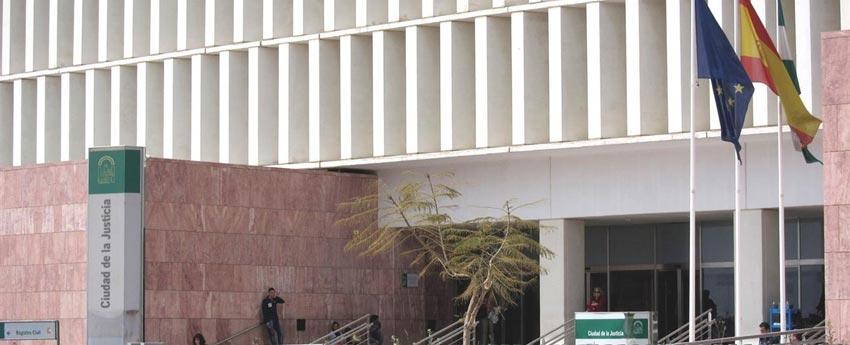 Ciudad de la Justicia en Málaga