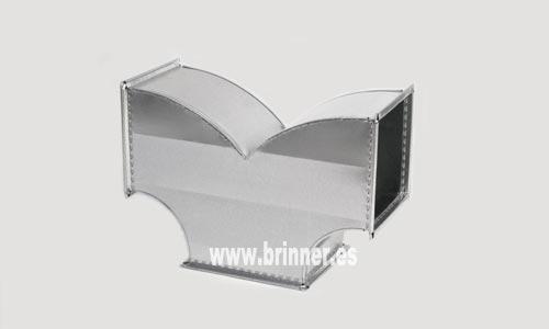 Fabricante de conducto de chapa rectangular