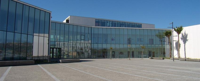 Facultad Ciencias de la Salud en Málaga