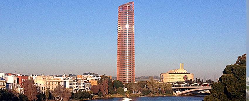 Hotel Eurostar en Torre Sevilla