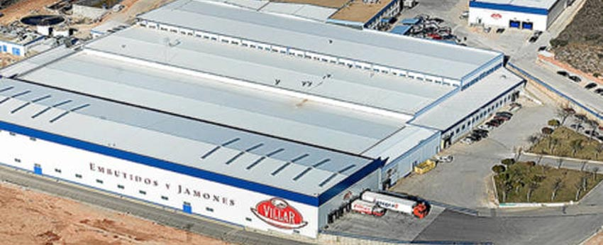 Industrias cárnicas Villar en Soria