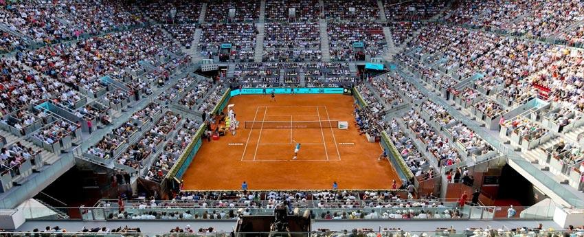 Instalaciones deportivas Caja Mágica en Madrid