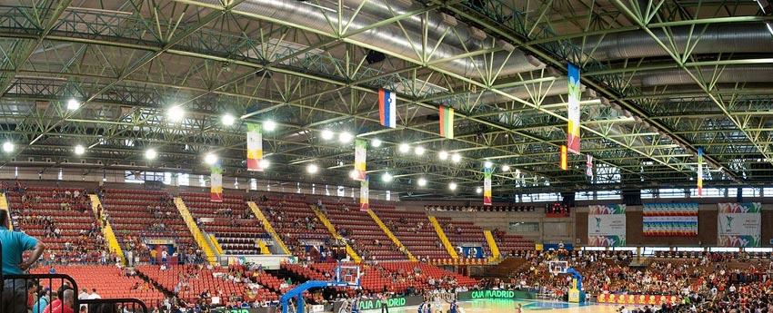 Palacio de los Deportes de Sevilla