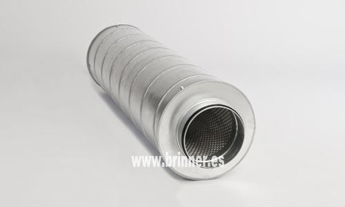 Fabricante de silenciadores acústicos circulares